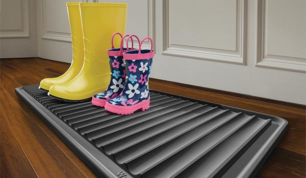 Weather Tech brand boot tray