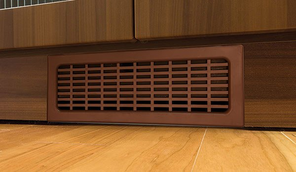 Vent grill to cover air vents