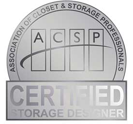 Teri Magee is certified by the Association of Certified Storage Professionals