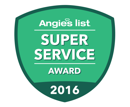 Closet Works wins Angie's List Super Service Award