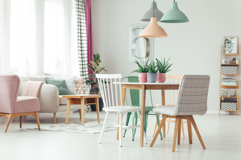 5 Interior Color Trends For 2019
