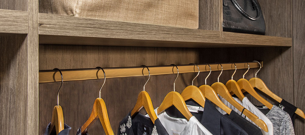 Best hangers for clothes are wood hangers