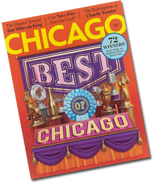 Chicago Magazine - Best Companies in Chicago issue