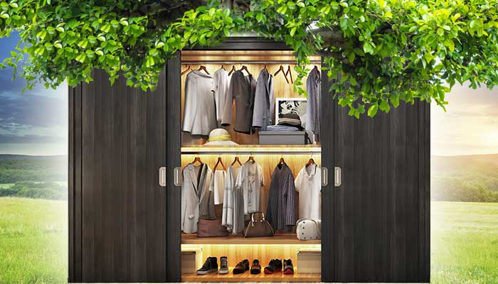 lighting for closets will help sell your home