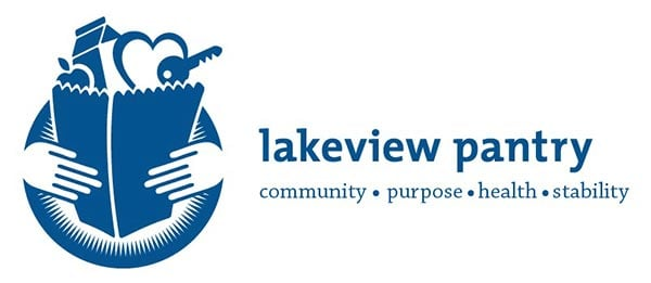 Closet Works is participating in the Lakeview pantry coat and food drive
