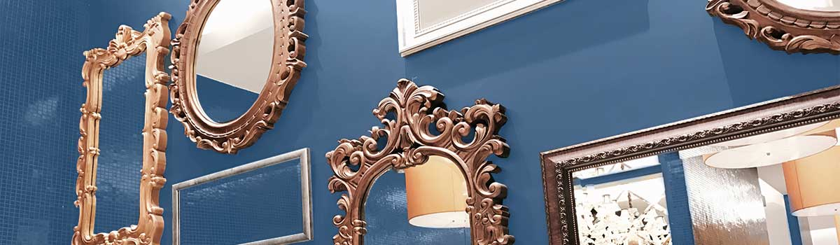 Add closet mirrors to your custom closet design