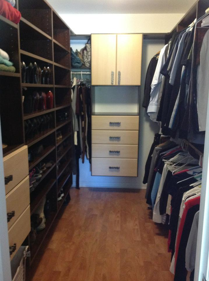 the organized closet photo contest second prize winner 2