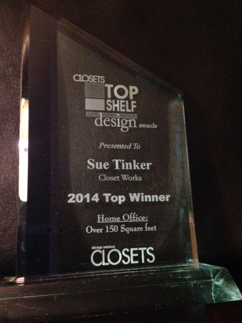2014 Top Shelf Award