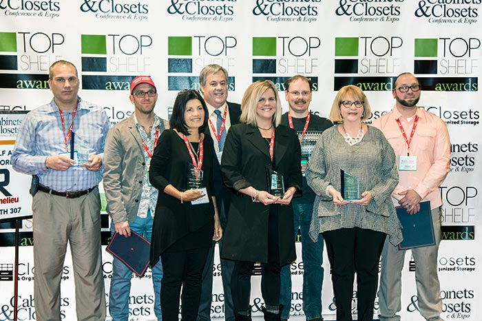 2017 Top Shelf Award Winners