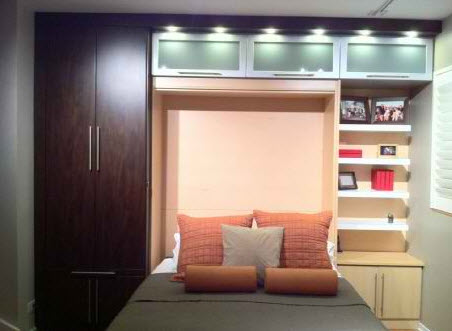 Closet Works Wonderful Wall Bed