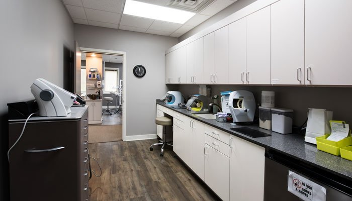 dental office laboratory cabinets