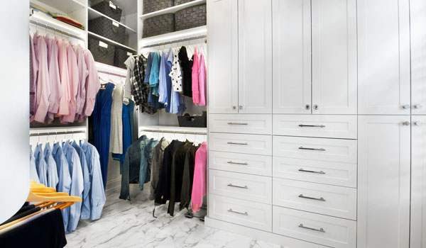 Updating a Historic Home with Modern Closet