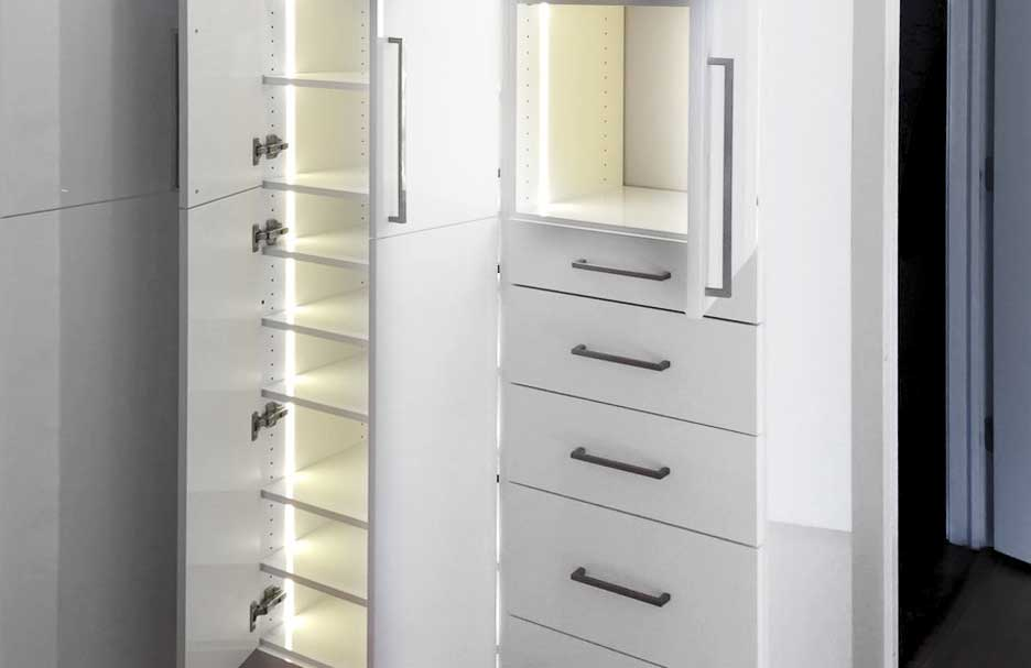 closet with handles at correct sale
