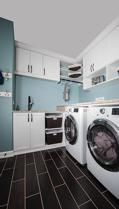 Laundry Room Design for Beauty and Practicality
