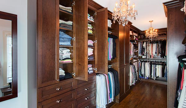 Custom Walk In Closets And Walk In Closet Ideas