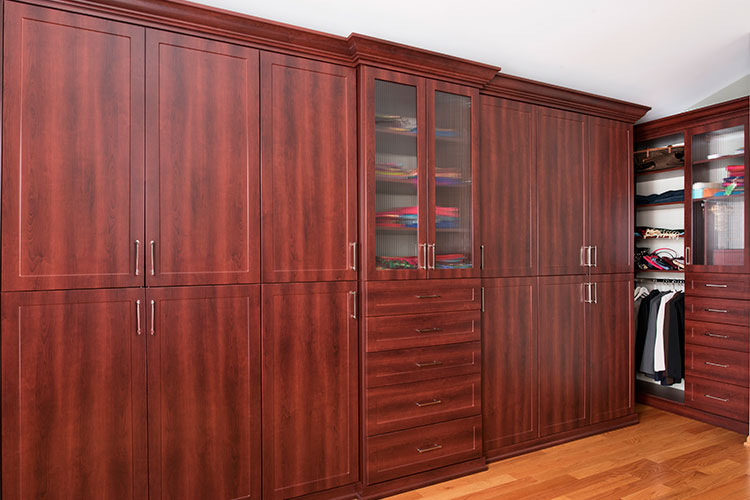 wardrobes design solution for no closet in bedroom dilemma