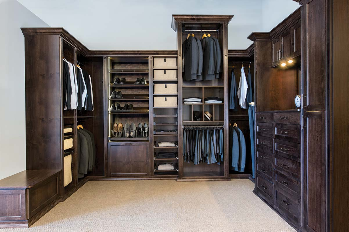 Examples Of Diffe Choices That Affect Custom Closet Prices