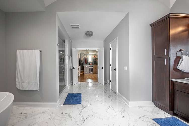 Walk In Pantry And Laundry Room Combo