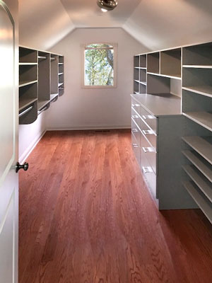 rain cloud master walk in closet for challenging space