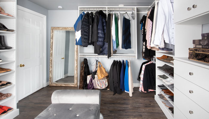 closet renovation idea