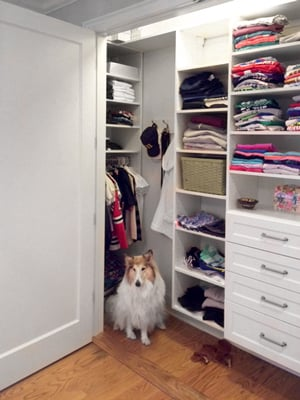 Closet Corner Ideas For Deep Return In Adolescent