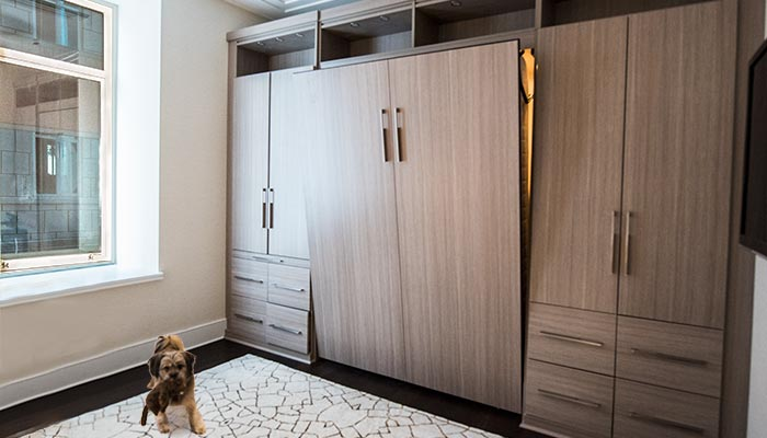 Wall Unit Beds That Go a Step Beyond The Traditional Murphy Bed