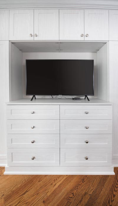 built in dresser for beautiful bedroom wardrobe design