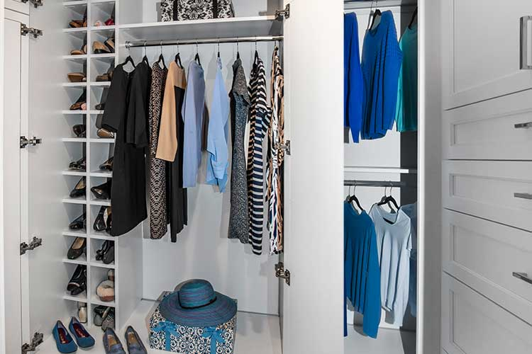 Closet Works Reach In Closets Amp Ideas For Bedroom Closets