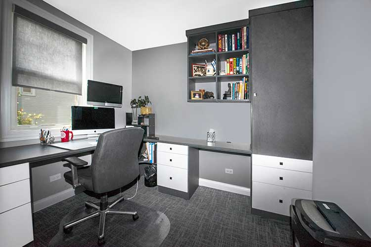 working from home office ideas
