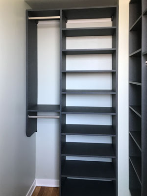 chino master walk in closet