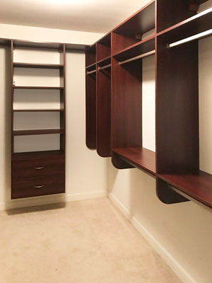 shiraz cherry master walk in closet