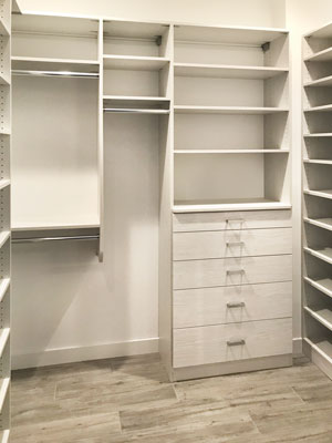 winter fun walk in closet dresser
