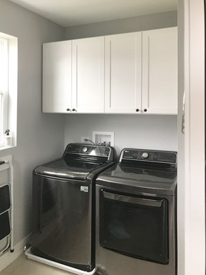 laundry room cabinets for laundry and mudroom combo