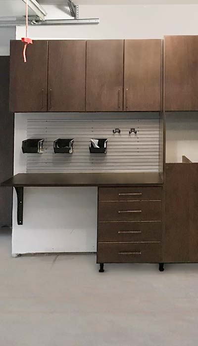 contempo garage cabinet doors and drawers