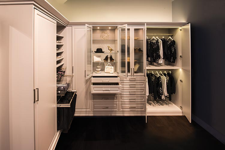 In this week's Organize Closet Challenge we'll tackle the master bedroom closet. This can be a pretty big task, so this week we'll talk about the big picture and focus on cleaning it out and getting good systems in place.
