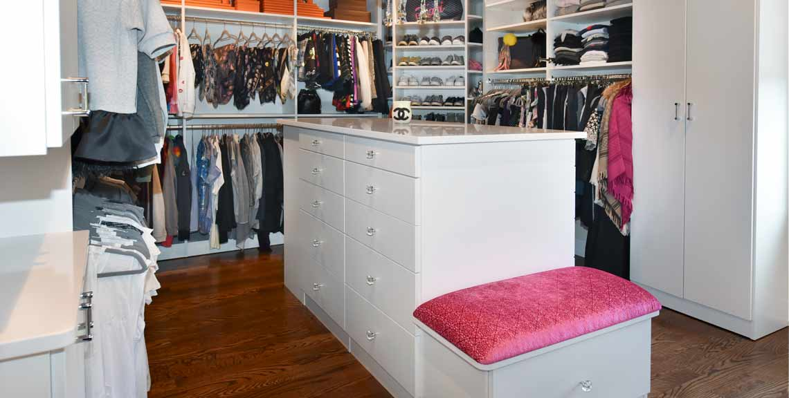 turning a bedroom into a closet. custom walk in closet bedroom to conversion with double hang  clothing rods Turning Spare Bedroom into Dream Closet for Her