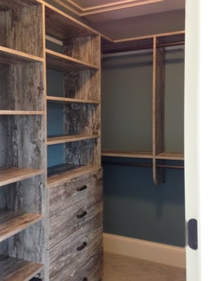intrigue walk-in closet