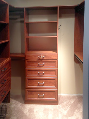 Cherry Blossom Walk-In with Locking Drawer