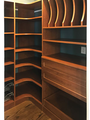 maximizing pantry storage