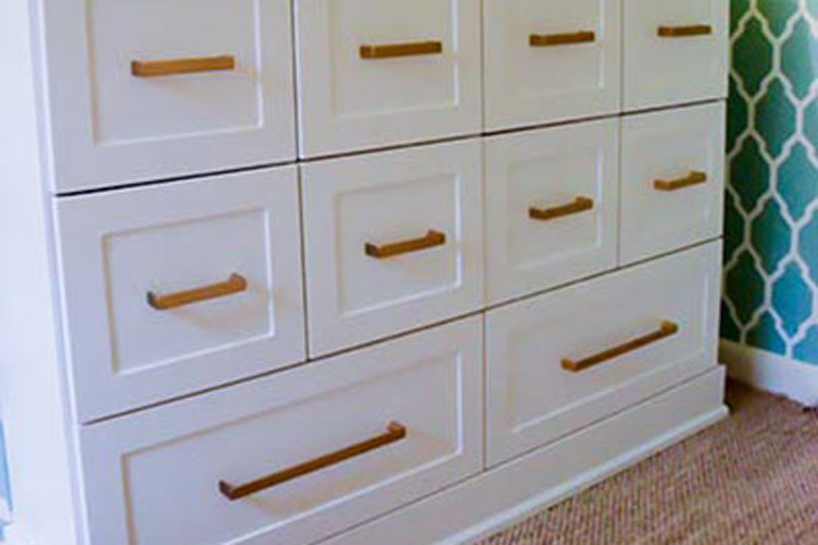 drawer dream with shelves and drawers organizers for comely closet