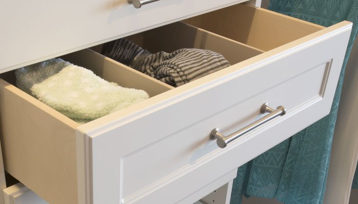 custom drawer dividers for socks and undergarments