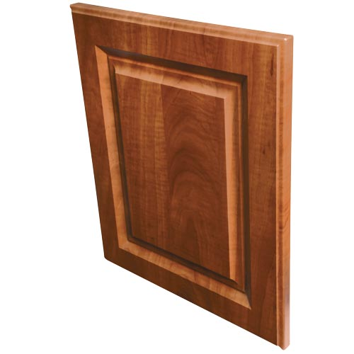 Harmony raised panel beveled edge laminate door for cabinets or drawers