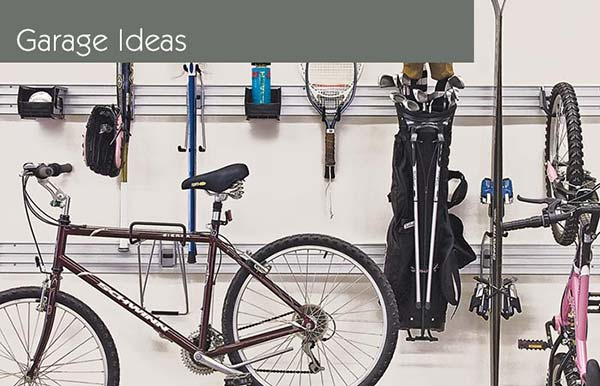 Garage organization systems, garage closets with closet organizers and garage closet oganization