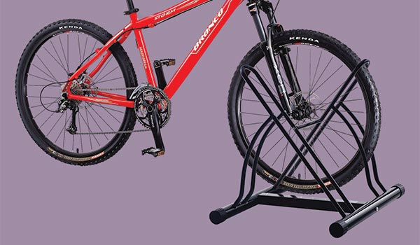 Garage accessory: Bike Rack for two bicycles
