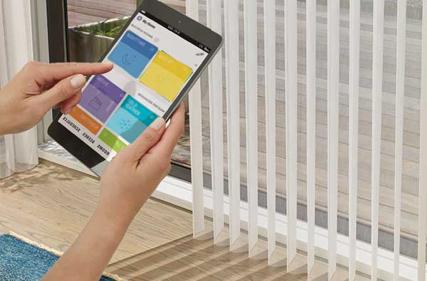 get $150 rebate when you buy 1 Luminette Privacy Sheer with Powerview Motorization
