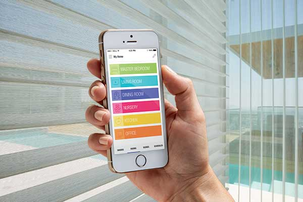 get $150 rebate when you buy 2 Silhouette Window Shadings with Powerview Motorization