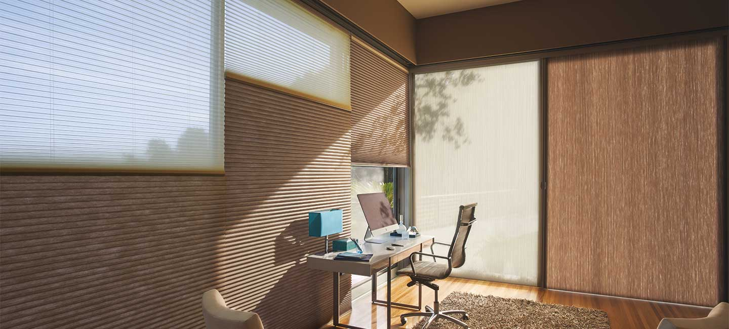ApplauseR Honeycomb Shades With DuoliteR