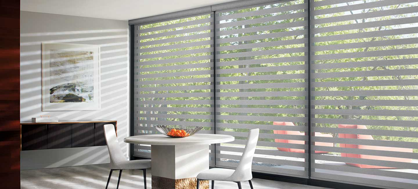 Closet Works Shades Sheers And Shadings By Hunter Douglas