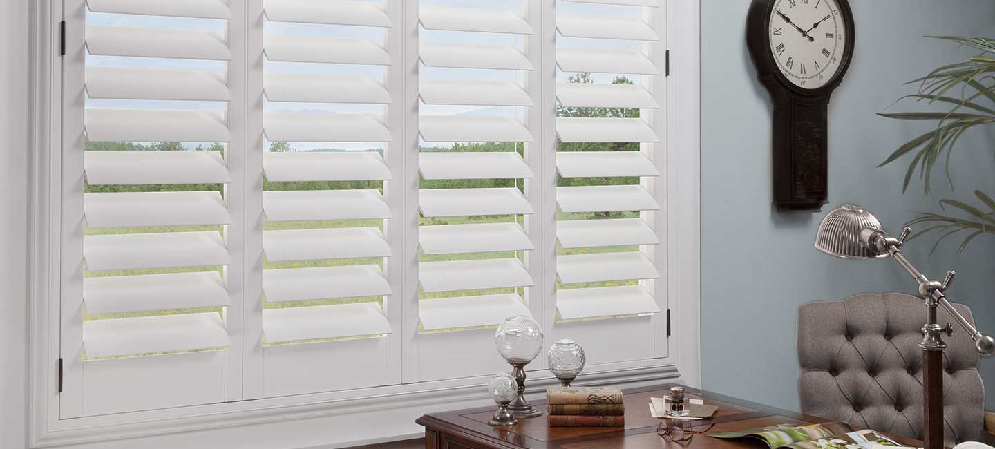 Interior Window Shutters By Hunter Douglas