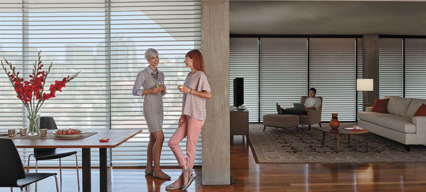 PowerView motorization is compatible with most smart home systems